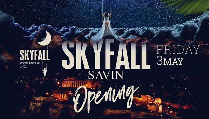 Skyfall Bar Savin